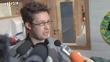 RTL Nieuws Loco-burgemeester: 'Lommel heel erg getroffen'