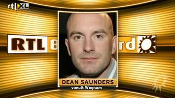 RTL Boulevard Dean Saunders over tweets breuk