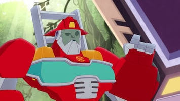 Transformers Rescue Bots Academy Afl. 45