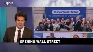 Rtl Z Opening Wall Street - Afl. 217
