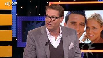 RTL Boulevard Bruiloftgasten Jan Smit weer naar huis