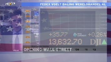 Rtl Z Opening Wall Street - Afl. 189