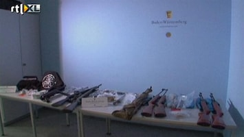 RTL Nieuws Inval bij rechts-extremisten in Duitsland