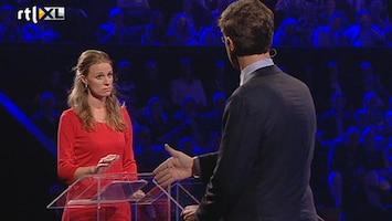 RTL Nieuws PvdA en VVD in nek-aan-nekrace