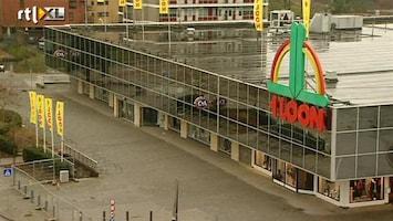 RTL Nieuws Ongerustheid om ontruimd winkelcentrum