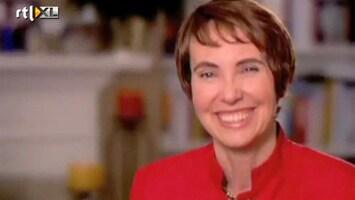 RTL Nieuws Congreslid Giffords na aanslag uit politiek