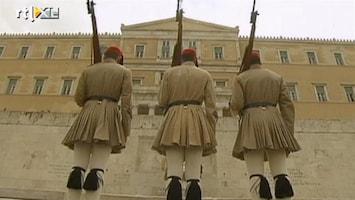 RTL Nieuws Geheim overleg over toekomst Griekenland