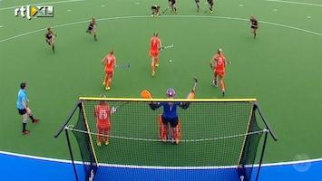 Ek Hockey 2013 - Nederland - Belgie (dames)