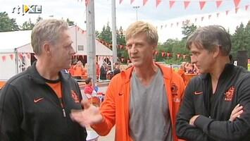 RTL Boulevard Wim Kieft vertelt over finale WK '88