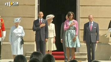 RTL Z Nieuws Obama op bezoek in Groot-Brittannië