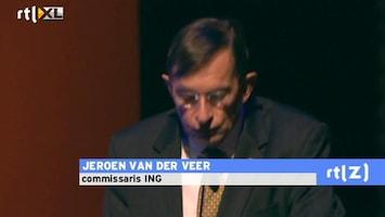 RTL Z Nieuws RvC ING gaat diep door stof om bonussen top: het verhaal