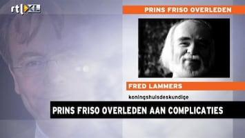 RTL Nieuws 'De familie is er duidelijk door overvallen'