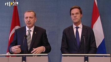 RTL Nieuws Rutte en Erdogan niet eens over Yunus