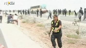 RTL Nieuws Dode bij rellen tegen uitbreiding bajes Peru