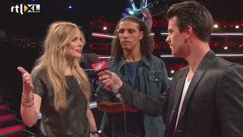 The Voice Of Holland - De Coaches Staan Op Scherp
