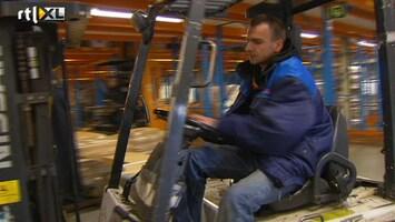RTL Nieuws Vaste baan na sollicitatie zeldzaam