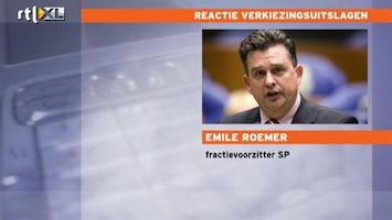 RTL Nieuws 'Meer geluiden tegen strenge bezuinigingen'