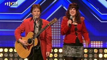 X Factor - Vlinder En Lourens Fladderen Naar Huis