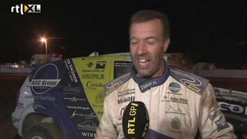RTL GP: Dakar 2011 Dakar 2011 - reacties Nederlanders