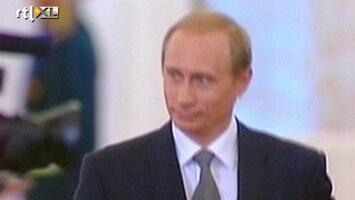 RTL Nieuws Poetin president? Geen Rus die het uitmaakt