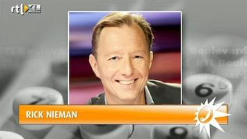 RTL Boulevard Rick Nieman aan de lijn over De Spelen