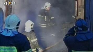 RTL Nieuws Veel doden bij brand supermarkt