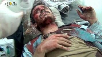 RTL Nieuws Alleen Moskou praat nog met Syrië