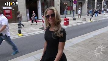 RTL Boulevard Duitsland bezorgd over te dunne en bruine Sylvie