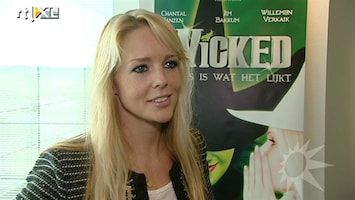 RTL Boulevard Sky dive met Wicked