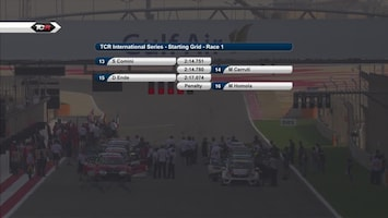 RTL GP: TCR Series Bahrein