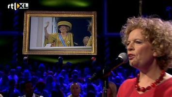 Ik Hou Van Beatrix - Brigitte Kaandorp: Lieve Koningin