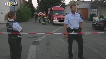 RTL Nieuws Drie doden bij schietpartij Duitsland