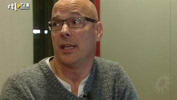 RTL Boulevard Rob Kamphues openhartig over Mona Lisa en kind