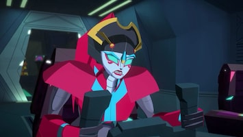 Transformers Cyberverse Afl. 11