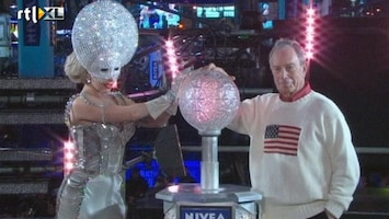 RTL Nieuws Lady Gaga luidt New Yorks nieuwjaar in