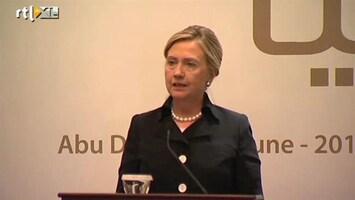 RTL Nieuws 'Clinton wil president Wereldbank worden'