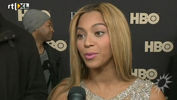 RTL Boulevard Premiere Beyonces documentaire 'Life is but a dream'