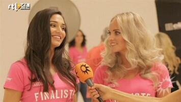 RTL Boulevard Spanning bij voorrondes Miss Nederland