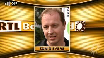 RTL Boulevard Edwin Evers over meewerking bedank-lied van Beatrix