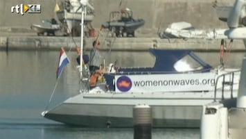 RTL Nieuws Abortusboot Women on Waves weg uit Marokko