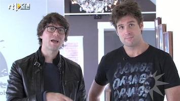 RTL Boulevard Let's Get Married + Nick en Simon