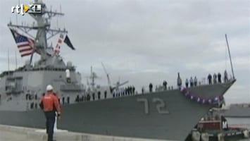 RTL Nieuws Militair ingrijpen Syrië steeds dichterbij