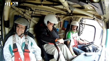 RTL GP: Dakar Pre-proloog Taxirit - Peter van den Bosch - 3