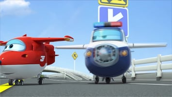 Super Wings Zeepkistenrace