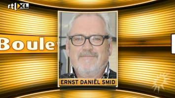 RTL Boulevard Ernst Daniel Smid is opa geworden!