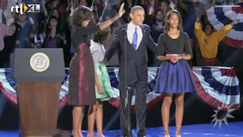 RTL Boulevard Michelle Obama: inauguratie outfit