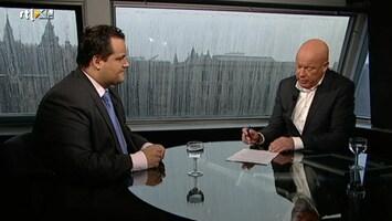 Wekelijks Gesprek Met De Minister Van Financien - Uitzending van 11-01-2011