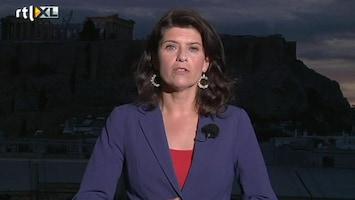 RTL Nieuws 'Griekenland zakt steeds verder weg'