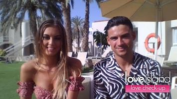 Love Check-up: sloeg na vertrek vonk over tussen Lisa en Filip?