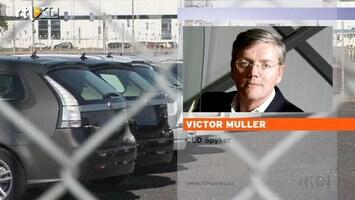 RTL Nieuws Muller: Dicthbij oplossing voor Saab